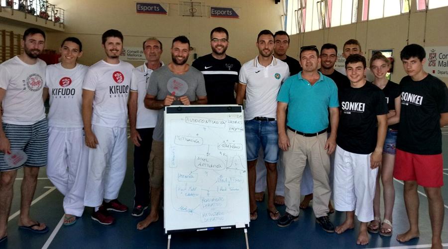 Formación a Técnicos: I Jornada Kárate Balear