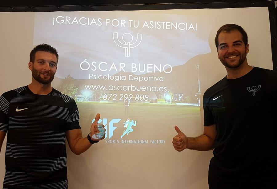 Oscar Cucarella asistió al Seminario