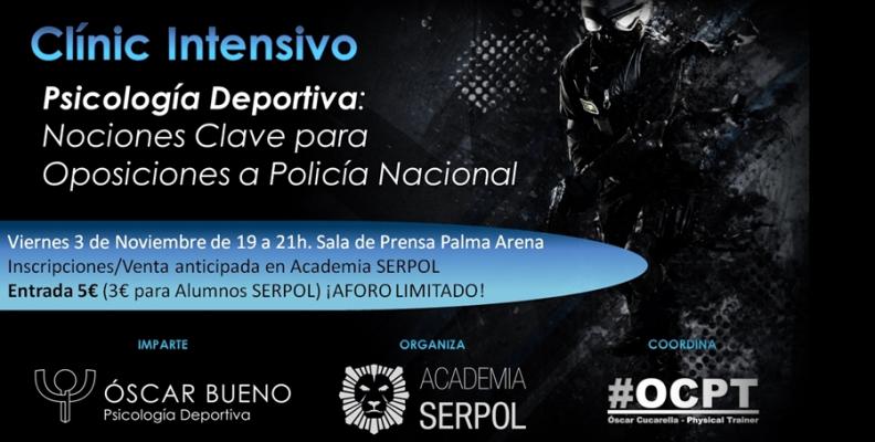Oposición Policia Nacional: Clinic Psicología